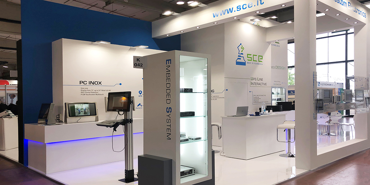 Thank you for your visit at SPS IPC DRIVES ITALIA