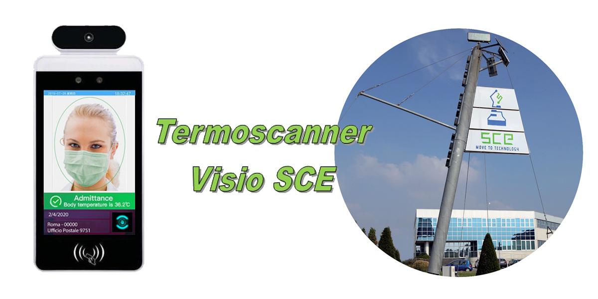 Termoscanner VISIO SCE